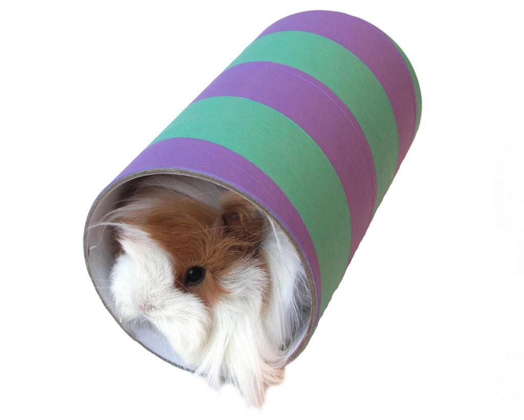 Роузвуд Картонный туннель для грызунов, в ассортименте, Rosewood