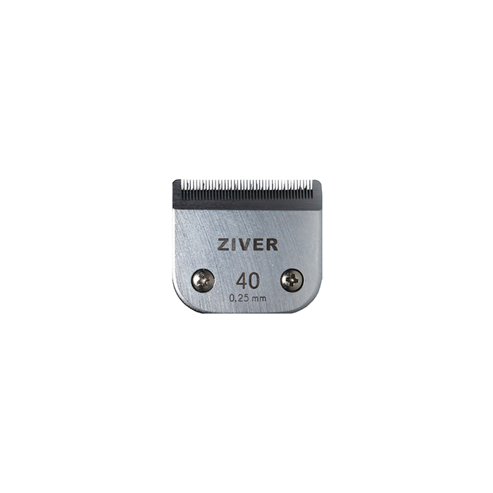 Зивер Универсальный сменный нож для машинок с посадочным слотом А5, сталь, Ziver