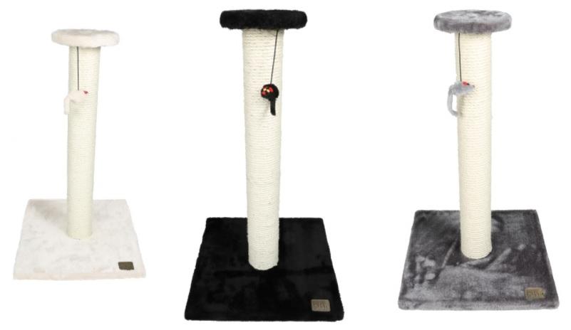 Эби Когтеточка для кошек Stamp 35*35*60 см, в ассортименте, Europet Bernina International