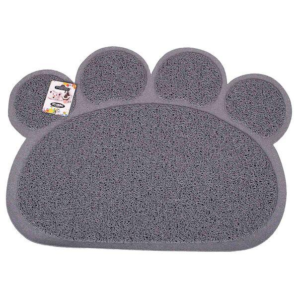 Имак Коврик-ловушка ICA350 для кошачьего туалета, 60*55 см, чёрный, Imac