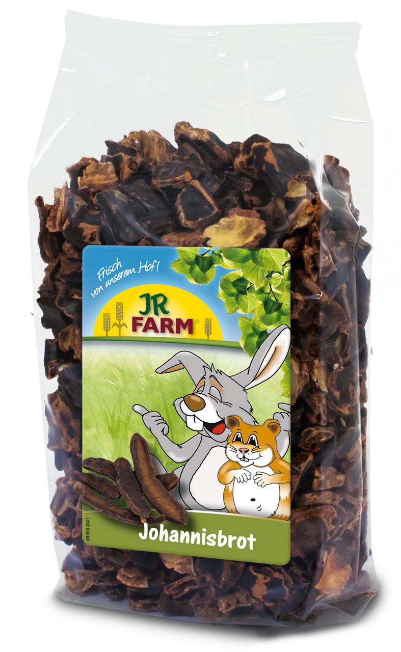 JR Farm Лакомство для грызунов Рожковое дерево 200 г