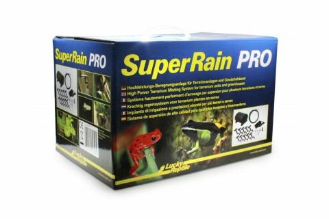 Лаки Рептайл Система увлажнения Super Rain PRO для террариумов, Lucky Reptile