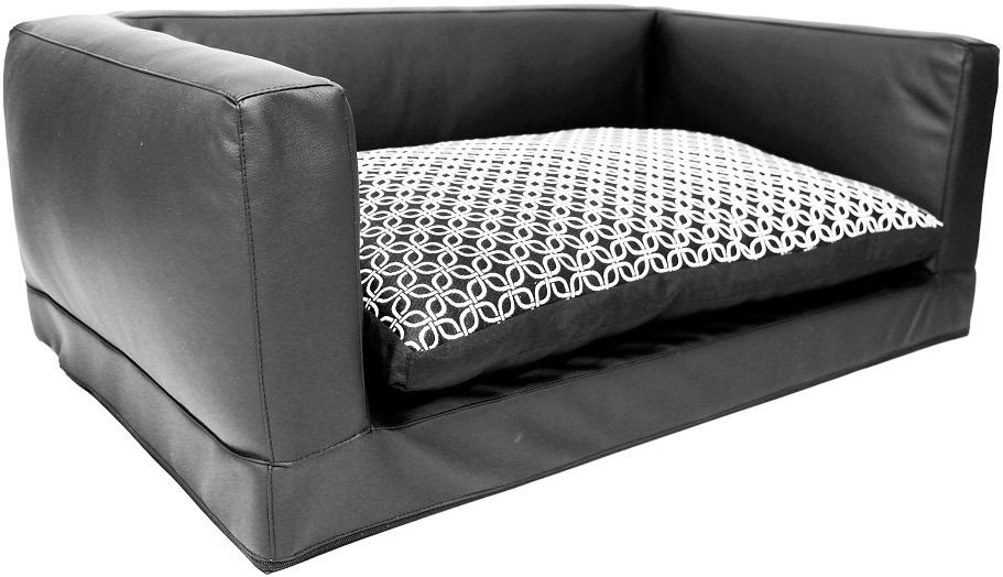 АнтеПрима Лежак-диван для животных Mike черный, в ассортименте, AntePrima