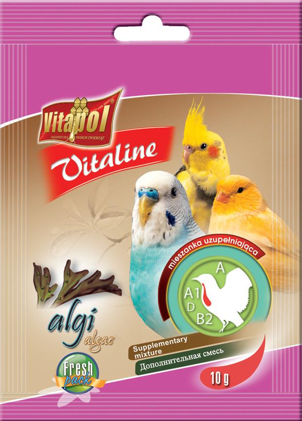 Витапол Подкормки Виталайн для птиц, в ассортименте, Vitapol