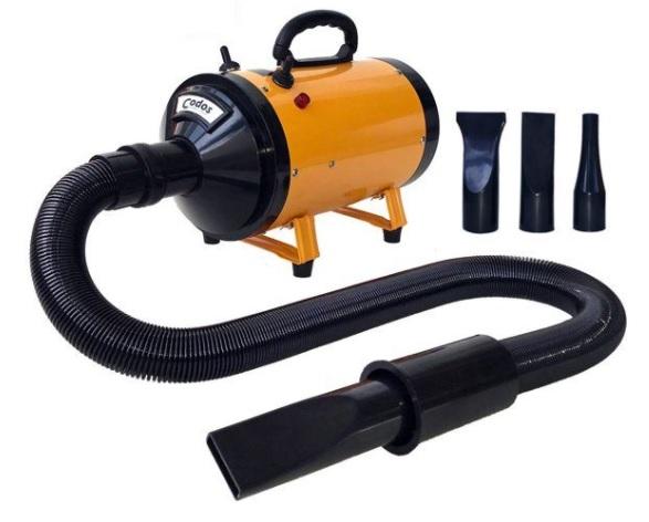 Кодос Фен-компрессор СР-240 для животных одномоторный 36*19*19 см, 2400 Вт, Codos