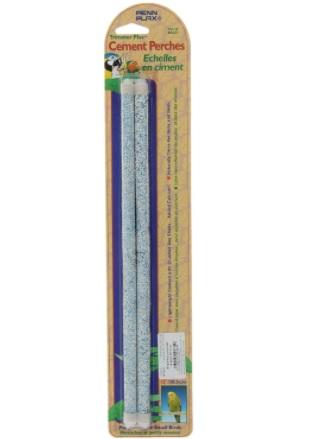Пенн Плекс Жердочки минеральные диаметр 1 см, 2 шт/уп., в ассортименте, Penn-Plax