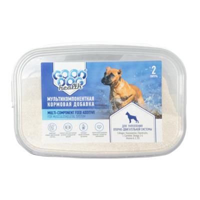 Гуд Дог Мультикомпонентная кормовая добавка Good Dog Health Укрепление опорно-двигательной системы 2 л, Good Dog/Cat