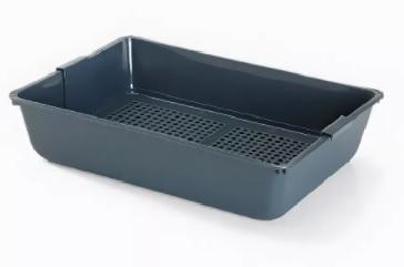 Савик Туалет-лоток Litter Tray со съемной решеткой, 42*30*10 см, Savic