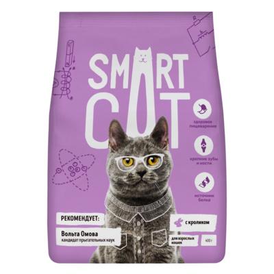 Смарт Кэт Корм для кошек, Кролик, в ассортименте, Smart Cat