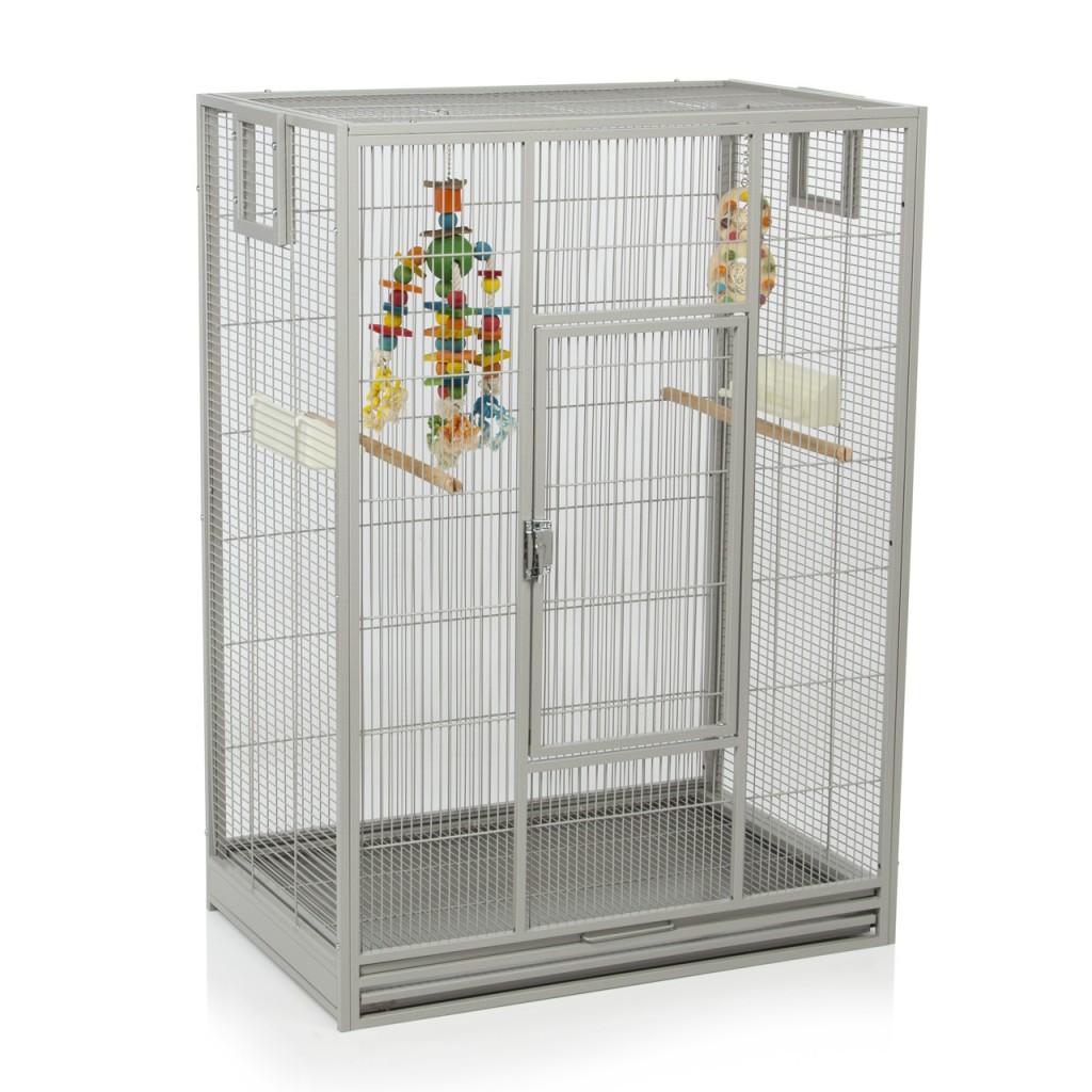 Монтана Клетка Melbourne светло-серая для птиц/грызунов/хорьков, в ассортименте, Montana