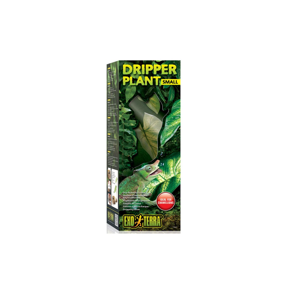 Экзо Терра Растение с системой капельного полива Dripper Plant, в ассортименте, Exo Terra