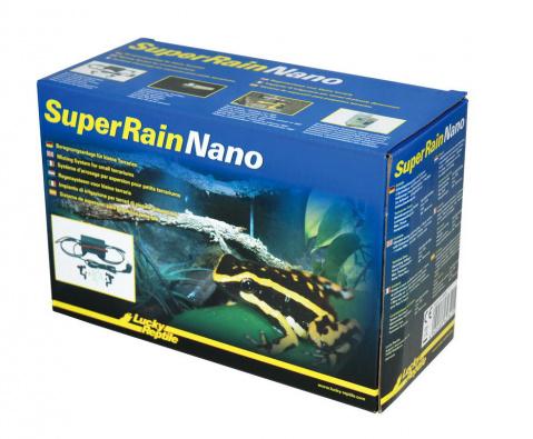 Лаки Рептайл Система увлажнения Super Rain Nano для террариумов, Lucky Reptile