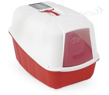 МПС Туалет-бокс Komoda с ручкой-совком и фильтром, 54*39*40 см, в ассортименте