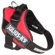 Джулиус К9 Шлейка для собак IDC-Powerharness красная, в ассортименте, JULIUS-K9