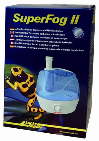 Лаки Рептайл Туманогенератор Super Fog II, объем 2,1 л, Lucky Reptile