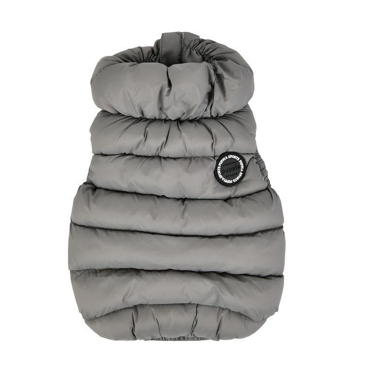Паппи Жилет сверхлегкий Vest A, в ассортименте, серый, Puppia