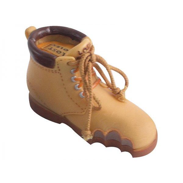 Роузвуд Игрушка для собак Jolly Doggy Ботинок бежевый 20*8*12 см, винил, Rosewood