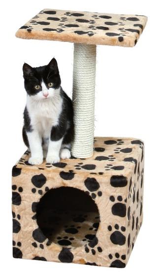 Трикси Комплекс для кошек Zamora 31*31*61 см, в ассортименте, Trixie