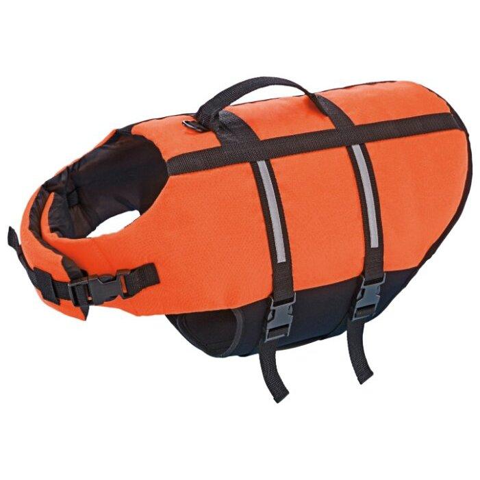 Нобби Жилет для плавания для собак Dog Buoyancy Aid, в ассортименте, оранжевый, Nobby
