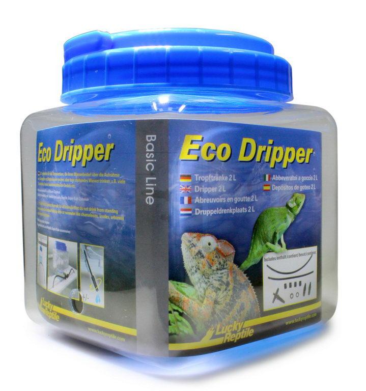 Лаки Рептайл Капельная система Eco Dripper для террариумов 2 л, Lucky Reptile