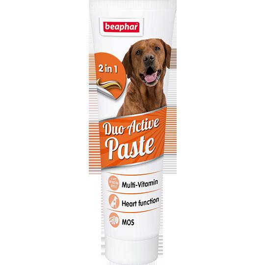 Беафар Мультивитаминная паста Duo Active Paste для собак, 100 г, Beaphar
