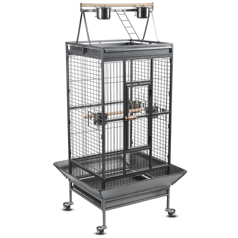 Триол Клетка-вольер для крупных птиц BC18, 82*77*168 см, в ассортименте, Triol