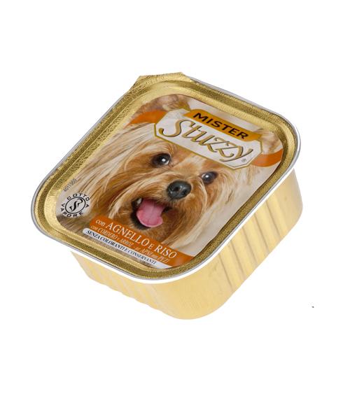 Стюзи Консервы Mister Stuzzy Dog для собак, 150 г, в ассортименте, Stuzzy
