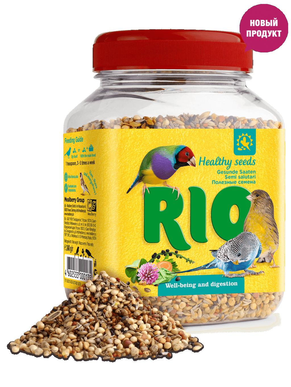 Рио Природные лакомства для всех видов мелких птиц, 240 г, Rio