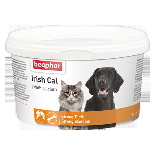 Беафар Кормовая добавка Irish Cal для кошек и собак, 250 г, Beaphar