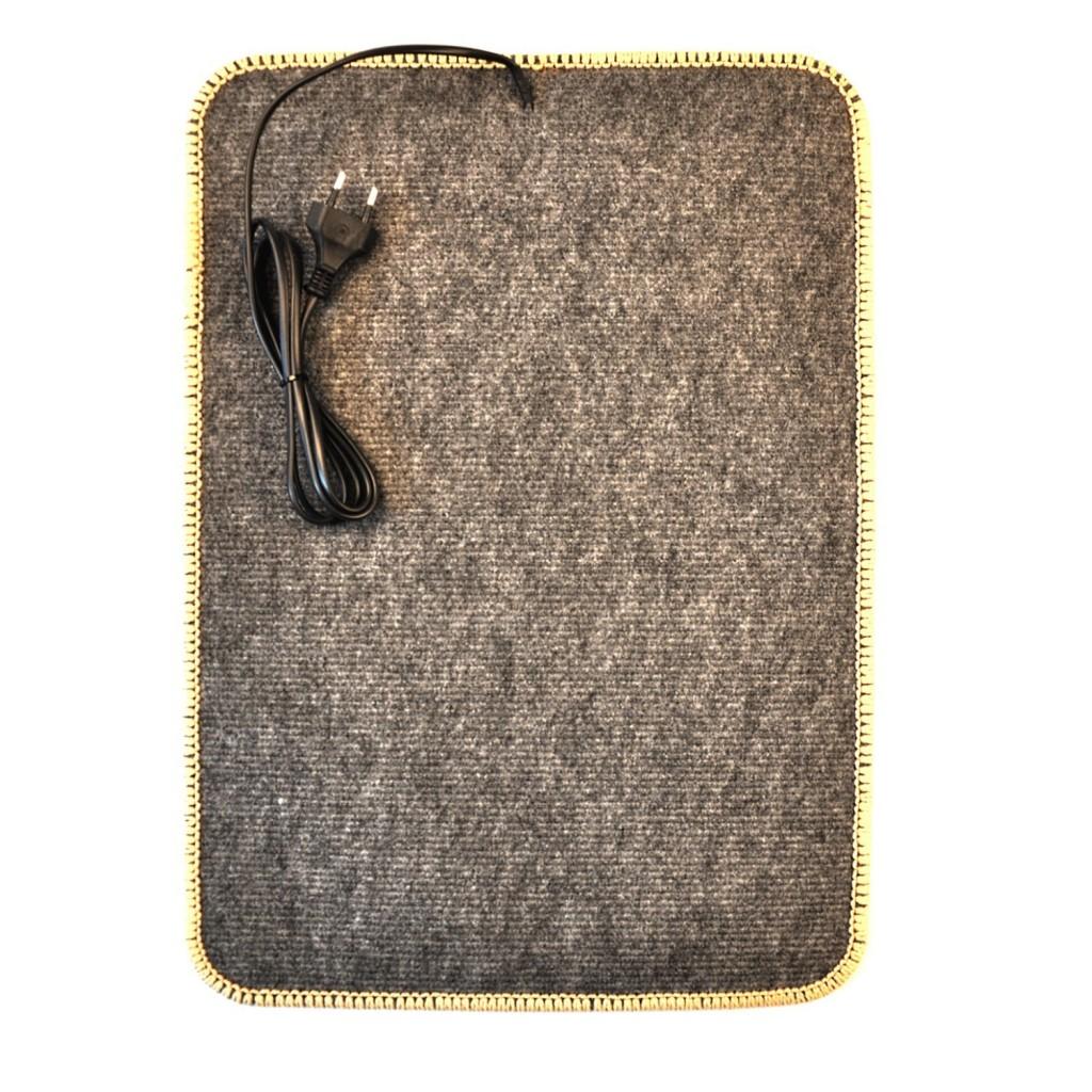 ТеплоМакс Греющий коврик универсальный 50*35*1 см, ковролин, Россия