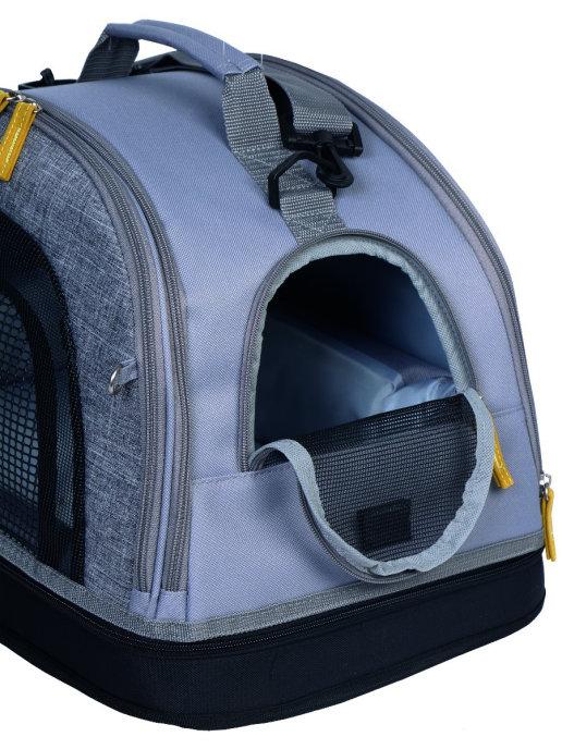 Нобби Сумка-трансформер 3в1 SUNDA для собак и кошек 46,5*33*31 см, Nobby