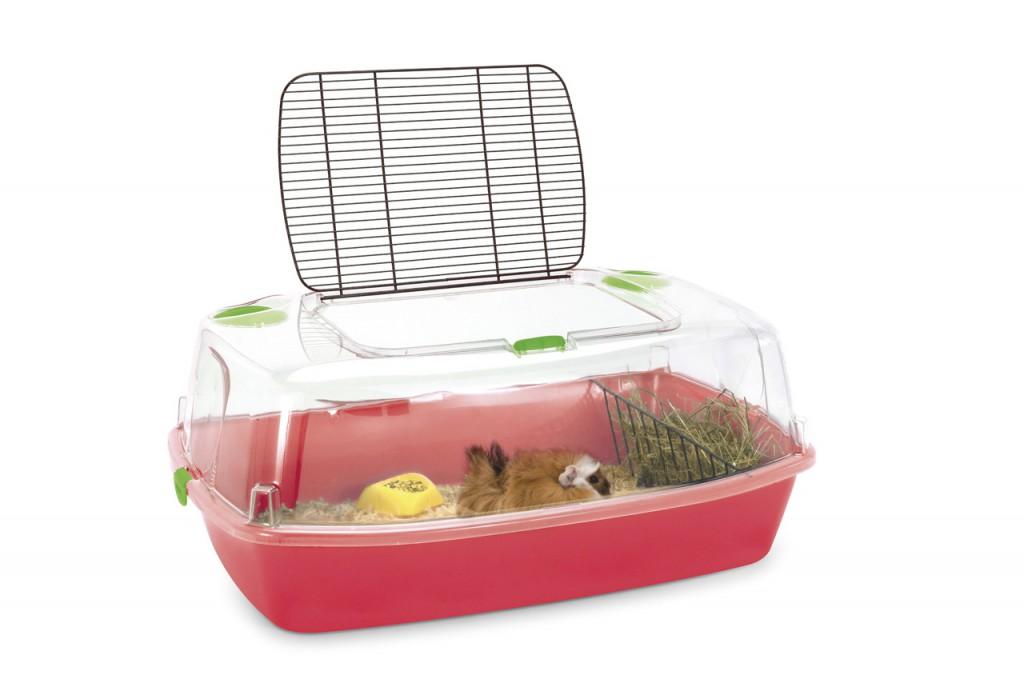 Имак Клетка-террариум Bingo для грызунов, 70,5*45,5*29 см, в ассортименте, Imac