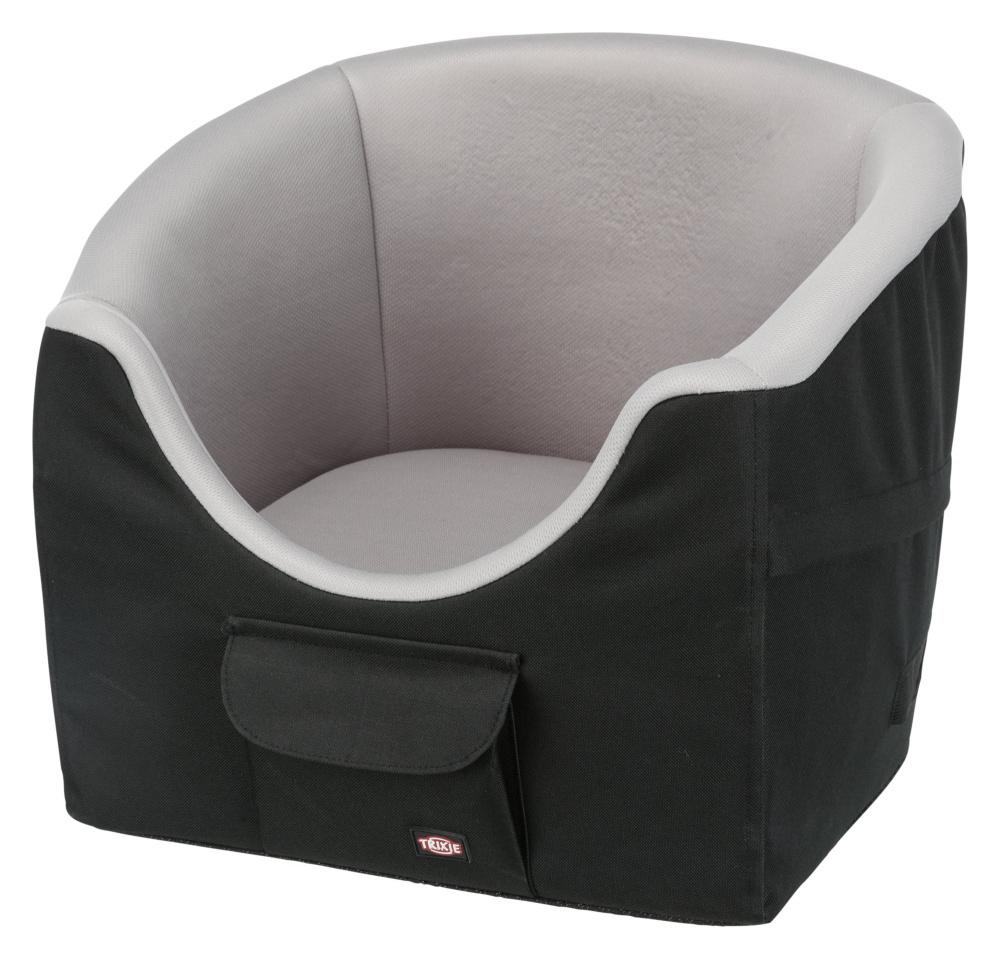 Трикси Автомобильное кресло-лежак Car Seat для перевозки собак в автомобиле, 45*42*39 см, Trixie