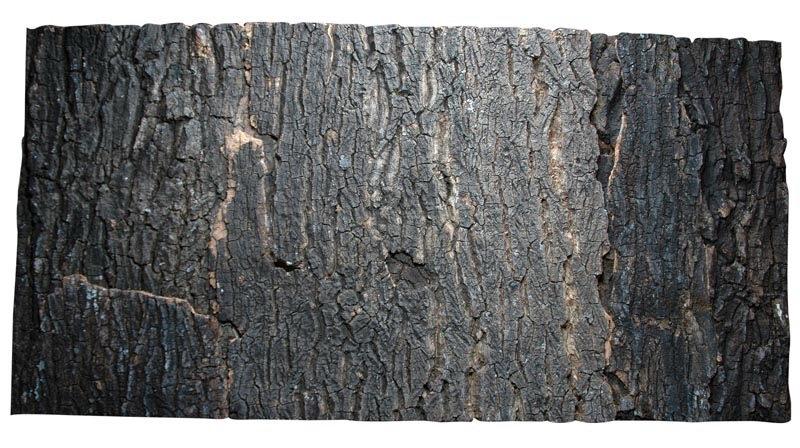 Лаки Рептайл Натуральный фон Dark, темная кора, 56,5*57 см, Lucky Reptile