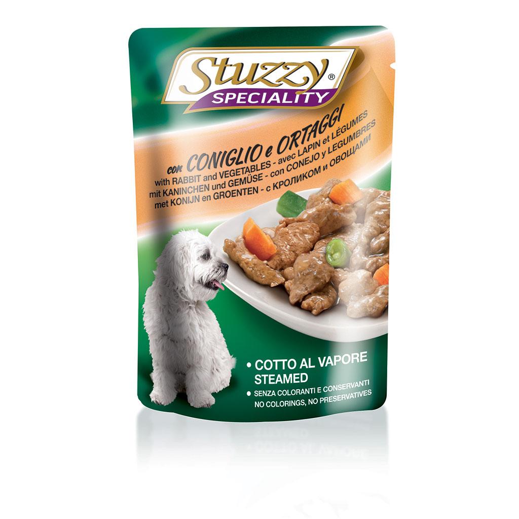 Стюзи Паучи Stuzzy Speciality Dog для собак, 24*100 г, в ассортименте, Stuzzy