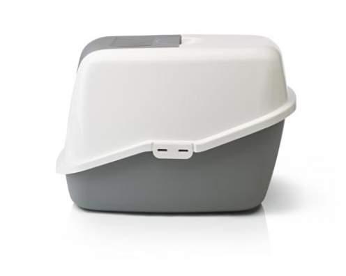 Савик Туалет-бокс Nestor с угольным фильтром, 56*39*38,5 см, в ассортименте, Savic