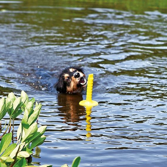 Трикси Игрушка Mot-Aqua для игр на воде, полиуретан, длина 29 см, Trixie