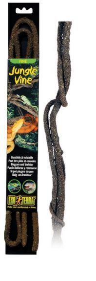 Экзо Терра Растение искусственное Лиана Jungle Vine, в ассортименте, Exo Terra