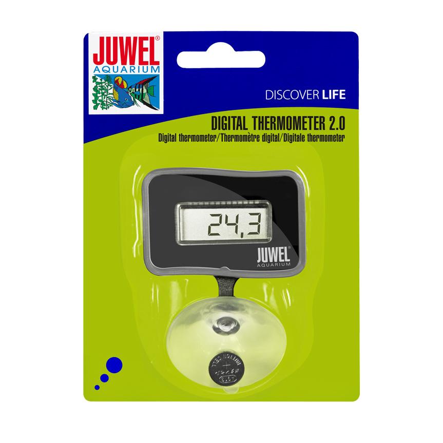 Ювель Термометр с жидкокристаллическим дисплеем 2.0, Juwel
