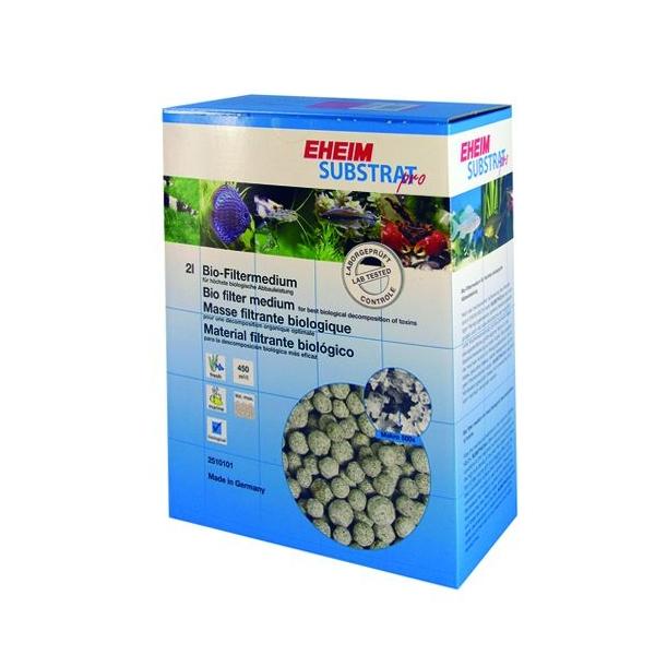 Эхейм Биологический субстрат для полезных бактерий Substrate Pro, 2 объема, Eheim