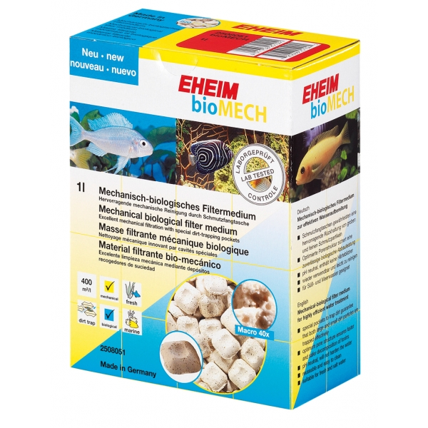 Эхейм Керамический субстрат BioMech, 2 объема, Eheim
