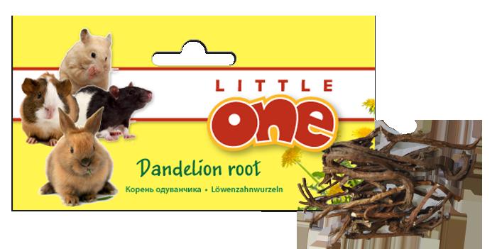 Литтл Уан Ветви и корни для всех видов грызунов, в ассортименте, Little One