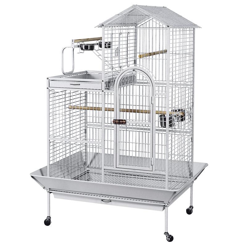 Триол Клетка-вольер для крупных птиц BC17, 114*91*160 см, в ассортименте, Triol
