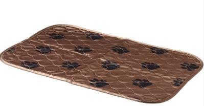 V.I.PET (ZOO ONE) Многоразовая впитывающая пеленка-коврик для домашних животных, в ассортименте, ZooOne
