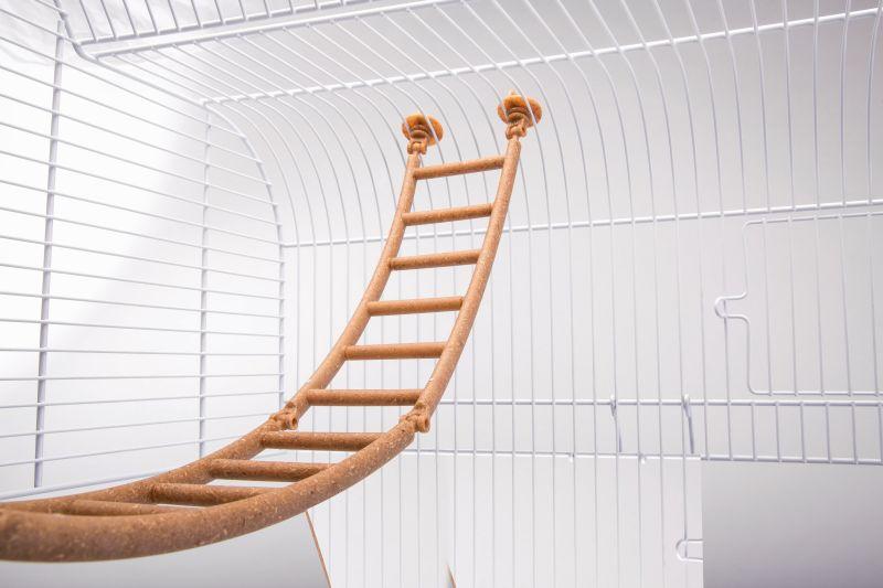 Имак Клетка Matilde для птиц, на подставке, 58*38*71/143 см, в ассортименте, Imac