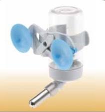 Ферпласт Адаптер-крепление Adapter FPI 4688 с присосками для поилок Drinky, в ассортименте, Ferplast