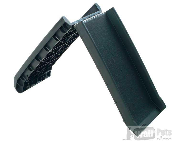 Солвит Пандус-трап UltraLite складной, 157*41 см, пластик, Solvit
