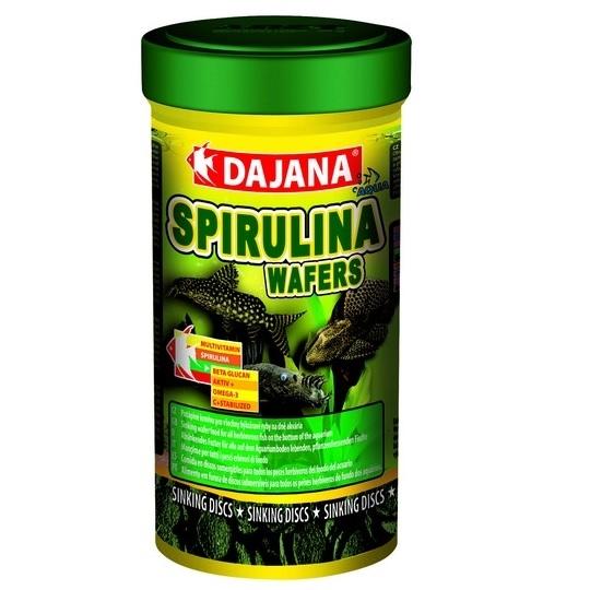 Даяна Корм Spirulina Wafers для рыб, таблетки, в ассортименте, Dajana