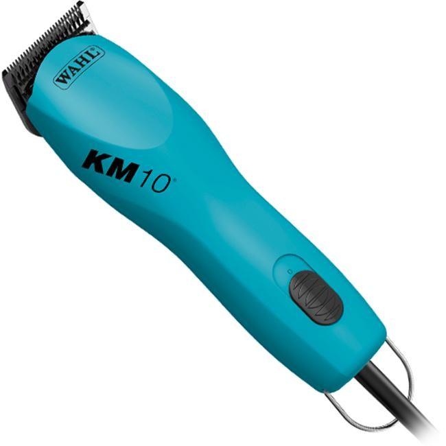 Вол Машинка для стрижки животных KM10, 2 скорости, быстросъемный нож, в ассортименте, Wahl