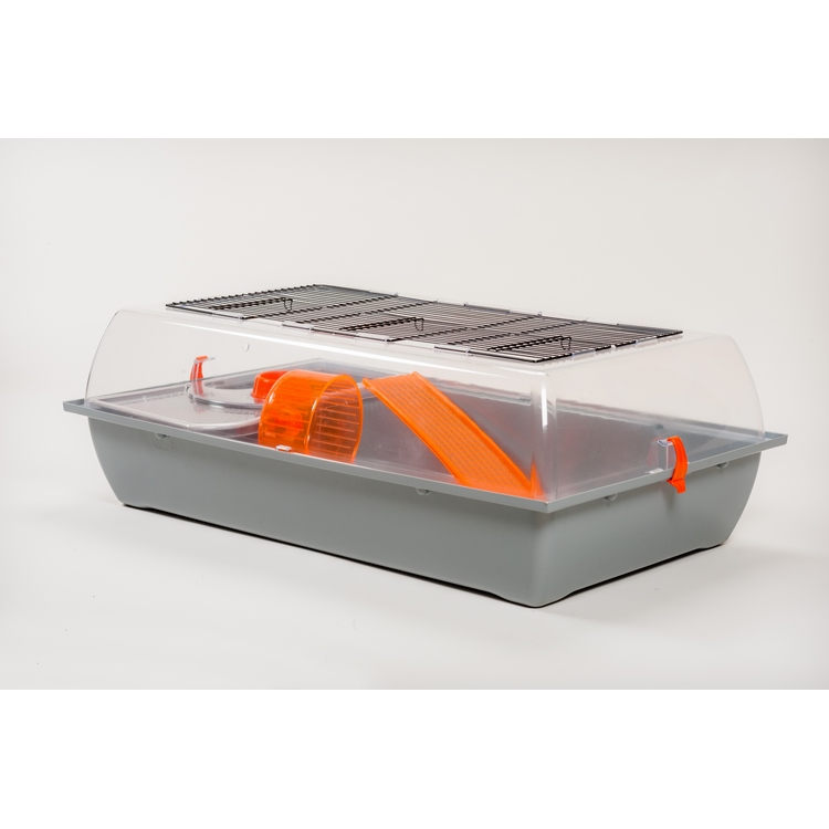 ИнтерЗоо Клетка-террариум Big Alex для грызунов, 78*48*25 см, в ассортименте, InterZoo